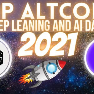 Top Altcoins For Deep Leaning and AI Data 2021