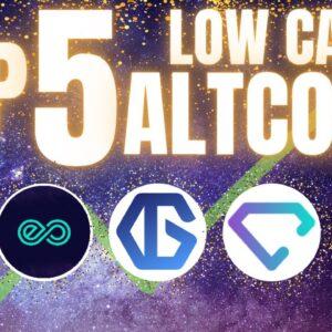 Top Low Cap Altcoins May 2021