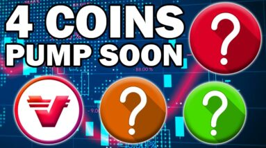 4 Altcoins Ready To TAKE OFF (Crypto Recovery Coins 2021)