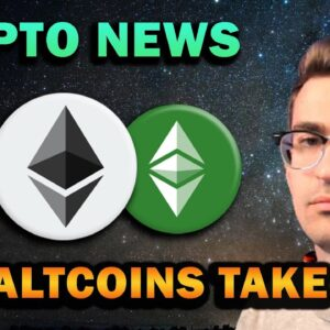 ALTCOINS SURGE!! This is Huge News 👀