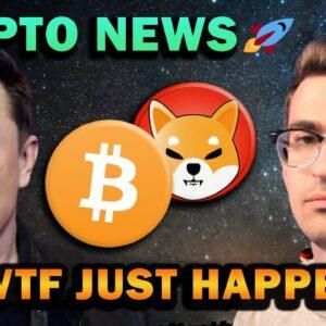 BREAKING CRYPTO NEWS... ( don't panic )