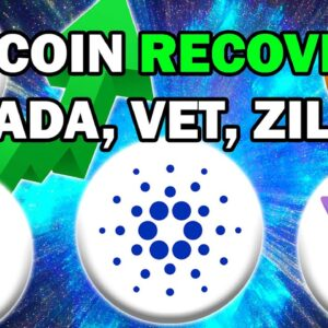 ALTCOIN RECOVERY + IMPORTANT ANALYSIS FOR ADA, ZIL, VET + MORE | Bull Run Continues 2021