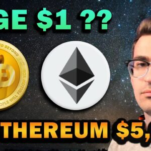 DOGE to $1 Soon? Ethereum to $5,000 by End May