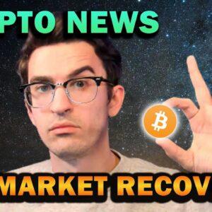HUGE CRYPTO NEWS - Market Recovery, Consensus, Ray Dalio