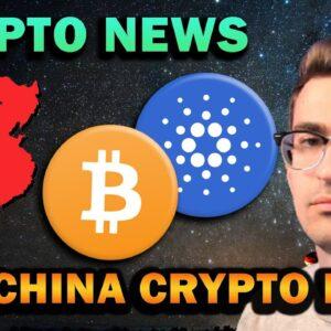 More Bad News... China Bitcoin FUD