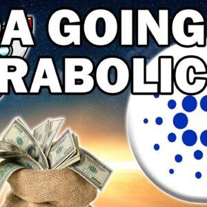 Cardano is NOW Ready to Make PARABOLIC GAINS! (ADA Taking Over Alt Season 2021)