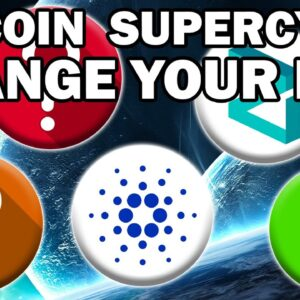 This ALTCOIN SUPERCYCLE Will Make You RICH (Top Altcoins 2021)