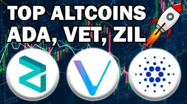 When to Buy Top Altcoins: Cardano, VeChain, Zilliqa (ADA, VET, ZIL Price Prediction 2021)