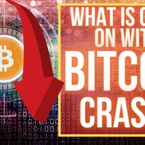 WHAT IS GOING ON WITH BITCOIN PRICE?