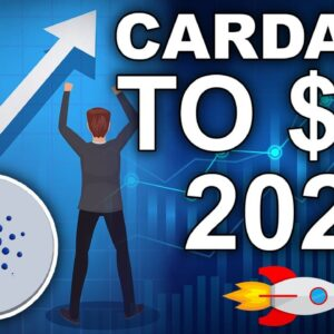ADA To $10 (Most Exciting 2021 CARDANO Price Prediction)