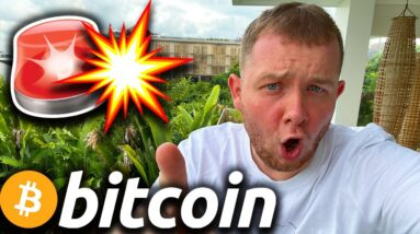 💥 IT'S HAPPENING!!!!!!!!! THIS IS EXACTLY WHAT BITOIN NEEDED RIGHT NOW [bullish news = pump]
