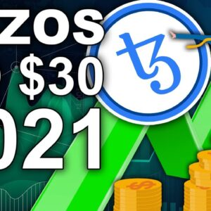 Tezos to $30 this Year? (Altcoin with BEST Potential)