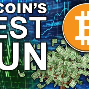 Bitcoin to $100k by 2022 (Most Powerful Bull Run Begins)