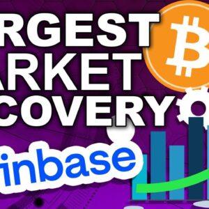 LARGEST Market Recovery in Bitcoin History (Why I'm STILL Bullish)