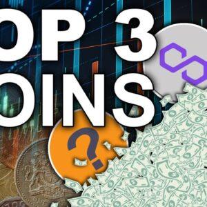 Top 3 Coins to Grow Your Portfolio