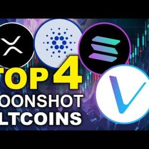 4 Altcoins with HUGE Potential Gain (Best Crypto Alternatives)