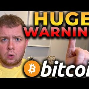 [be careful] BITCOIN'S BIGGEST TEST THIS YEAR IS HAPPENING RIGHT NOW!!!!!!!!!!!!