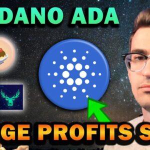 CARDANO IS HERE! ADA Price Surge ($10 Soon?)