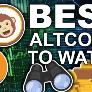 Impressive Altcoins to Watch For (Bitcoin to $100K?)