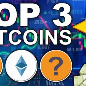 Top 3 Alt Coins To Explode (Exclusive Technical Analysis)