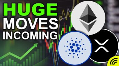 XRP, ADA, ETH Holders GET READY For Huge Moves (2021 Q4 Bull Run)