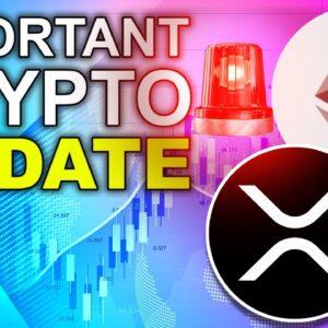Bitcoin Remains Bullish! (Important 2021 Crypto & Altcoin News)