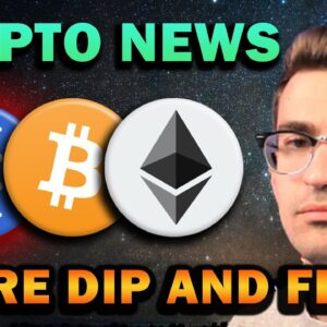 CRYPTO FEAR RISING - IMPORTANT NEWS