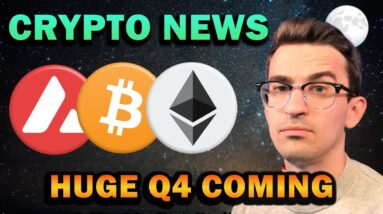 Crypto News - Q4 is Huge, Bitcoin Smart Contracts, ETH Layer 2