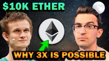 ETHEREUM 3X to $10K COMING