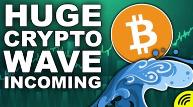 HUGE Crypto Wave Incoming! Bitcoin Super Cycle 2021