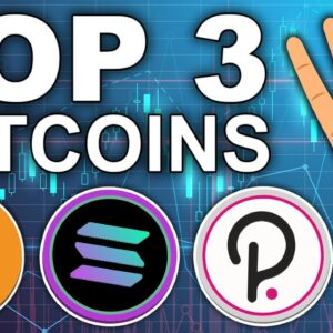Top 3 Altcoins to Explode (Biggest Gains Incoming)