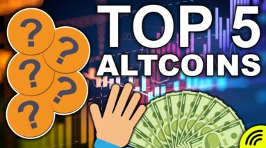 Top 5 Altcoins of September 2021 (Huge Crypto Potential)