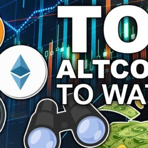 Top Altcoins I'm Watching (My Strategy for Crypto Bull Cycle 2021)