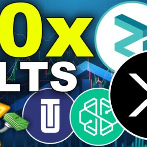 Best Altcoins With 10X Potential (Huge Gains Incoming)