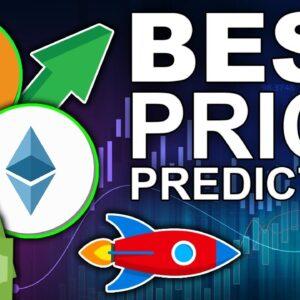 Best Crypto Price Prediction for 2021 (BTC, ETH, and Bullish Altcoins)