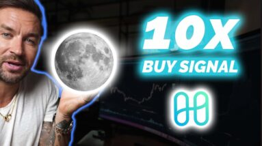 The Best 10x Altcoin To Buy Today?! Harmony ONE Breakout Is Now